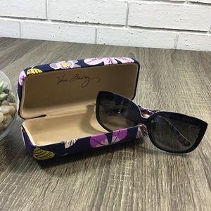 Vera Bradley | Floral Nightingale Sunglasses Case